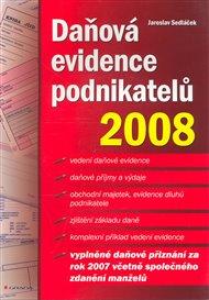 Daňová evidence podnikatelů 2008