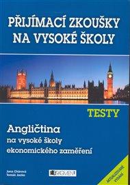 Testy - Angličtina na ekonomické VŠ