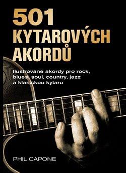 Obálka titulu 501 kytarových akordů