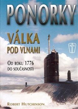 Obálka titulu Ponorky - Válka pod vlnami