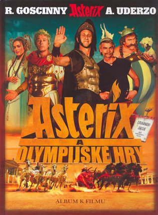 Asterix a Olympijské hry - Album k filmu - René Goscinny, | Booksquad.ink