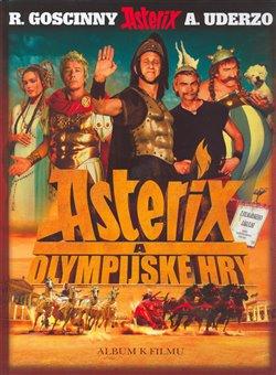 Obálka titulu Asterix a Olympijské hry - Album k filmu