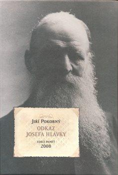 Obálka titulu Odkaz Josefa Hlávky