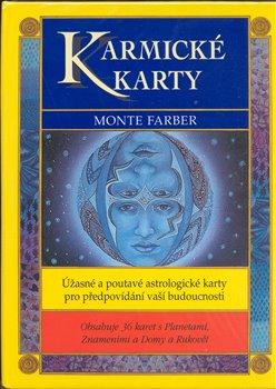 Obálka titulu Karmické karty + kniha