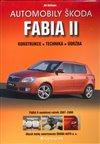 Obálka knihy Automobily Škoda Fabia II