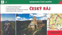 Obálka titulu Český ráj - cykloprůvodce Česká republika