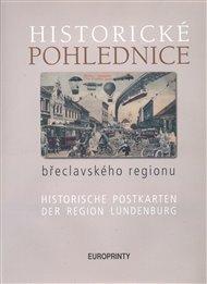 Historické pohlednice břeclavského regionu