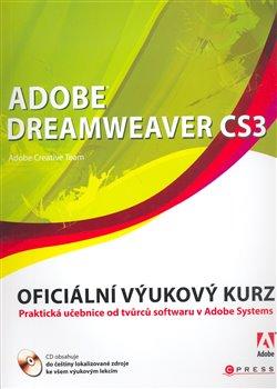 Obálka titulu Adobe Dreamweaver CS3