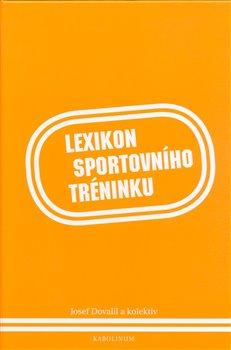Obálka titulu Lexikon sportovního tréninku