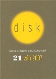 Disk 21 - září 2007