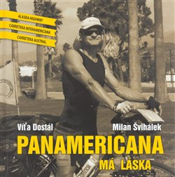Obálka titulu Panamericana - Má láska