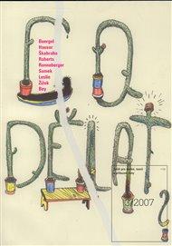 Sešit pro umění, teorii a příbuzné zóny 3/2007