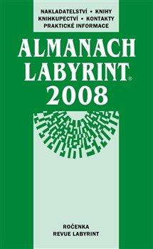 Obálka titulu Almanach Labyrint 2008