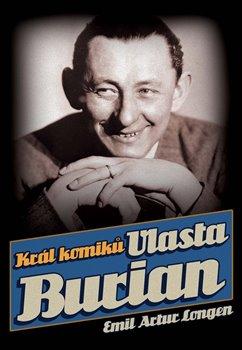 Obálka titulu Král komiků Vlasta Burian