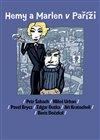 Obálka knihy Hemy a Marlen v Paříži