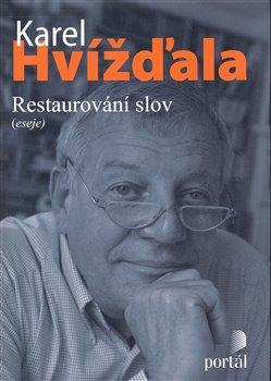Obálka titulu Restaurování slov