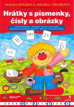 Obálka titulu Hrátky s písmenky, čísly a obrázky