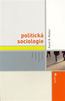 Obálka titulu Politická sociologie