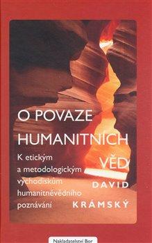 Obálka titulu O povaze humanitních věd