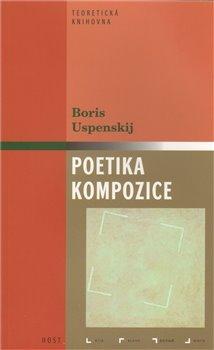 Obálka titulu Poetika kompozice