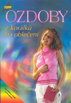 Obálka titulu Ozdoby z korálků na oblečení