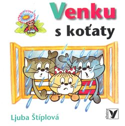 Obálka titulu Venku s koťaty