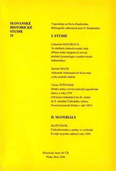 Obálka titulu Slovanské historické studie 31
