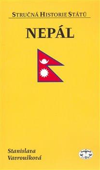 Obálka titulu Nepál. Stručná historie států