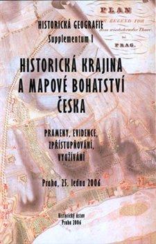 Obálka titulu Historická geografie - Supplementum I.