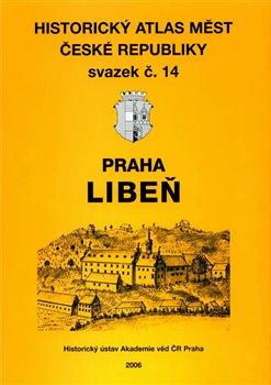 Obálka titulu Praha-Libeň