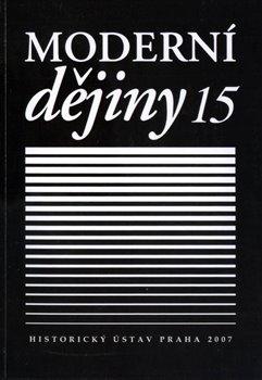 Obálka titulu Moderní dějiny 15