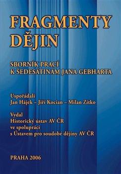 Obálka titulu Fragmenty dějin