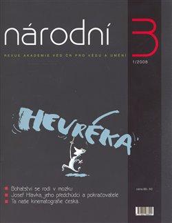 Obálka titulu Národní 3 1/2008