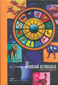 Obálka titulu Hindská astrologie