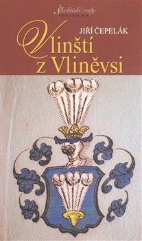 Obálka titulu Vlinští z Vliněvsi