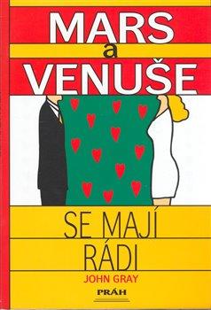 Obálka titulu Mars a Venuše se mají rádi