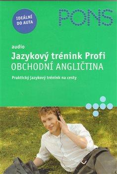 Obálka titulu audio + Jazykový trénink Profi