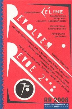 Obálka titulu Revolver Revue 70