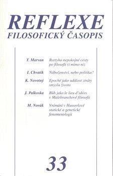 Obálka titulu Reflexe č.33