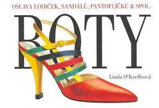 Boty - Linda O´Keefe | Booksquad.ink