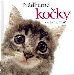 Obálka titulu Nádherné kočky