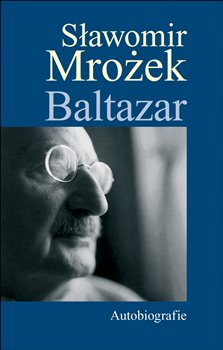 Obálka titulu Baltazar