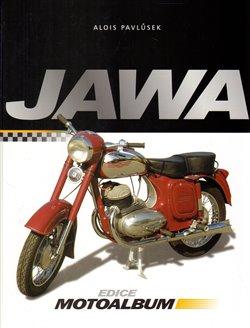 Obálka titulu Jawa