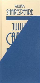 Obálka titulu Julius Caesar, Corolianus, Troilus a Kressida, Dva páni z Verony