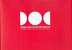 Obálka titulu Jeden den České republiky