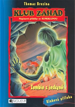 Obálka titulu Zombie z jeskyně