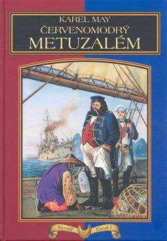 Obálka titulu Červenomodrý Metuzalem