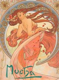 Alfons Mucha (španělsky)