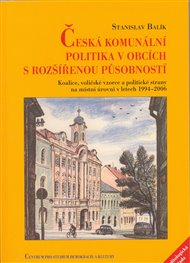 Česká komunální politika v obcích s rozšířenou působností