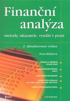 Obálka titulu Finanční analýza, 2. aktualizované vydání